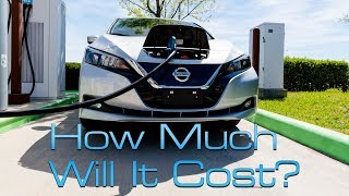 Download 2019 Nissan LEAF e-Plus: Here's How Much It Will Cost. Video