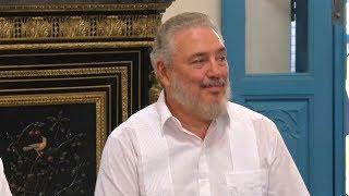 Download Fidel Castro's son commits suicide Video
