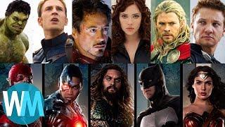 Download Top 10 különbség a Marvel és a DC között Video