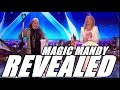 Britains got talent 2018 TRICK REVEALED Mandy Muden