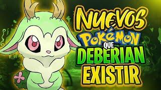 Download NUEVOS POKEMON QUE DEBERIAN EXISTIR PARTE 2 Video