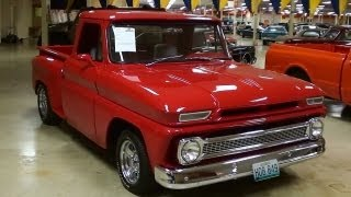 Download 1964 Chevrolet C10 Hot Rod Pickup Video