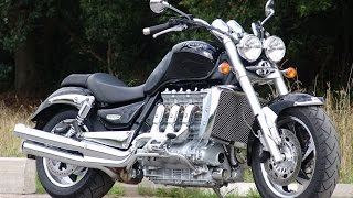 Download 7 Biggest Motorcycles Start up And Ride Video