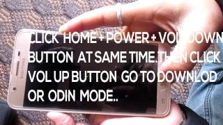 Samsung J1 Ace Can't Exit Odin Mode Solution & Upgrade EMMC to 32GB