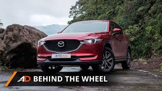 Download 2017 Mazda CX-5 2.5 AWD Sport Soul Red Crystal Review - Behind the Wheel Video
