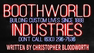 Download ″Boothworld Industries″ (630-296-7536) creepypasta by Christopher Bloodworth Video