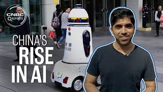 Download China's rise in artificial intelligence | CNBC Reports Video