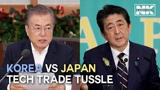 Download Seoul seeks way out of Tokyo trade war Video