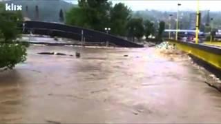 Download Rijeka nosi most u Zavidovicima Video