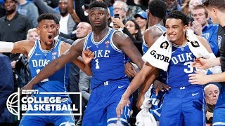 Download Zion Williamson, R.J. Barrett score 61 points for Duke vs. Kentucky | College Basketball Highlights Video