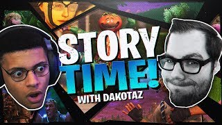 Download STORY TIME WITH DAKOTAZ! 18 KILL DUO (Fortnite BR Full Match) Video