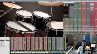 Download Mixing Soul Funk in Pro Tools   Part 10   Mixing Drums Video