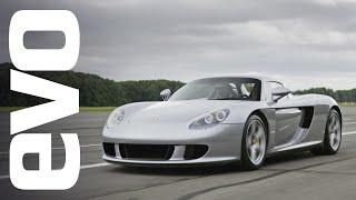 Download Porsche Carrera GT driven | evo ICONS Video