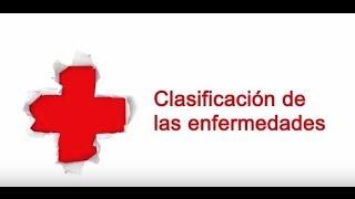 Download Prevención enfermedad: Clasificación de las enfermedades Video
