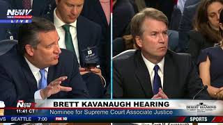 Download MUST WATCH: Ted Cruz Grills Democrats On ″Hypocritical″ Views On Brett Kavanaugh Video