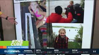 Download #TheCube | 8-year-old girl discovers Iron Age sword in Vidöstern Lake in Sweden Video