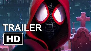 Download SPIDER-MAN : Into the Spider-verse Trailer (2018) First Miles Morales Spiderman Movie Video