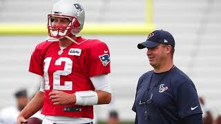 Download Patriots' sloppy practices vs. Texans a sign of things to come for O Line? Video