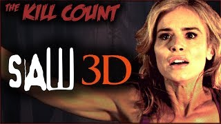 Download Saw 3D (2010) KILL COUNT Video