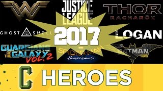Download Superhero Movies 2017 Preview - Collider Heroes Video