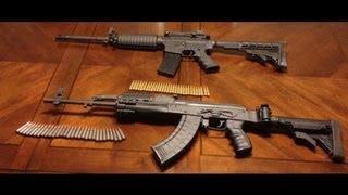 Download AK47 vs AR15 Video