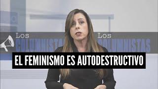 Download El feminismo es autodestructivo y destruye a las mujeres Video