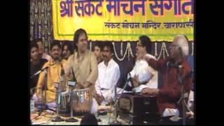 Download Sanju Sahai Benares Tabla 2012 - Sankat Mochan 1 Video