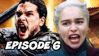 Download Game Of Thrones Season 8 Episode 6 Finale TOP 20 WTF and Easter Eggs Video