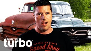 Download Transformaciones Extremas: Ford F-100 1953 | Classic Car Studio | Discovery Turbo Video