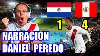 Download Paraguay 1 Peru 4 - Eliminatorias Rusia 2018 - Relato de Daniel Peredo CMD / 10-11-16 Video