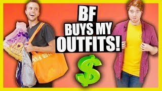 Download BOYFRIEND BUYS MY OUTFITS! Video