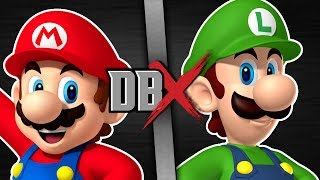 Download Mario VS Luigi | DBX Video