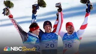 Download Vancouver 2010: Bode Miller Wins First Career Gold Medal Video