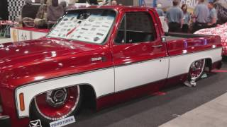 Download SEMA 2016: Finish Line Speed Shop and Covercraft Unveil ALS Awareness C10 Build Video