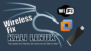 Download Kali Linux WIreless/Wifi Adapter (Not Detecting) FIX!!! Video