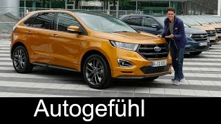 Download Ford Edge Sport FULL REVIEW test driven all-new neu & Titanium comparison 2016/2017 Video