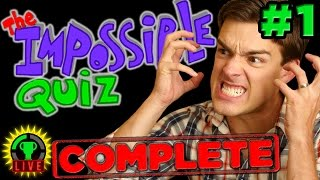 Download The Impossible Quiz: The FAIL Begins (Part 1) Video