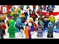 Download Epic Lego Haul!!! Massive DC & Marvel Minfigure Collection! Unboxing Over 100 Minifigs! Video