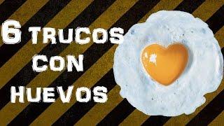 Download 6 TRUCOS CON HUEVOS Video