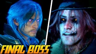 Download Final Fantasy XV - Final Boss & All Endings (PS4 Pro) Video