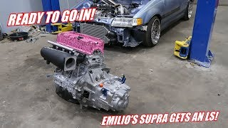 Download 1000Hp Mr2 Build - Engine Complete! / New Heart For Emilio's Supra Video