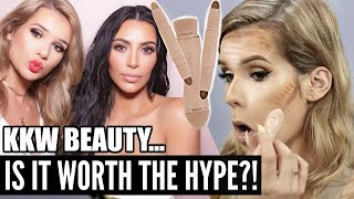 Download HONEST REVIEW of KKW BEAUTY Contour Kits | Worth it or Toss it?! Video