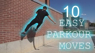 Download 10 Parkour Moves Anyone Can Learn Video