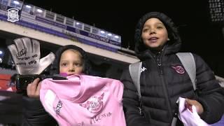 Download Noa y Alessia cumplen su sueño de conocer a las jugadoras de la Selección Video