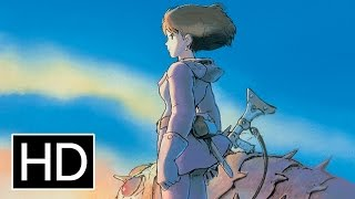 Download Nausicaä of the Valley of the Wind - Official Trailer Video