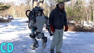 Download 5 Amazing Robots 2016 - The Shape of Things to Come - Atlas, Spot, Cheetah, Pepper, ASIMO Video