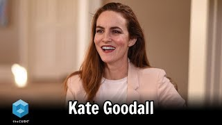 Download Kate Goodall, Co Founder and CEO, Halcyon | CUBE Conversations Feb 2018 Video