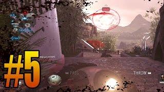 Download 5 KD Challenge Ep. 5 - SUPER CLOSE UPLINK GAME! (Advanced Warfare Playstation 4 Gameplay) Video