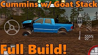 Download Gigabit Off-Road | Cummins Truggy, Full Build w/ GOAT STACK! + MUDDING Video