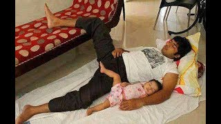 Download Daddies and Babies Funny Moments - Cute Baby Copies Daddy Compilation Video